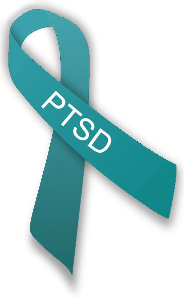 PTSD Awareness Ribbon