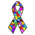 Dissociative identity disorder ribbon